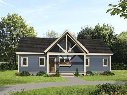 House Plan 52120