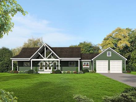 House Plan 52123