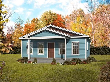 House Plan 52133