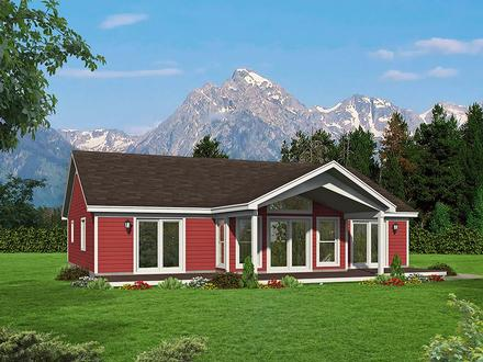House Plan 52138