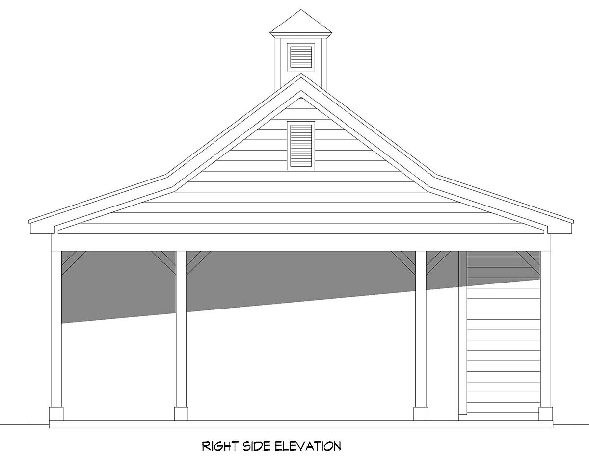 Contemporary 2 Car Garage Plan 52139 Picture 1