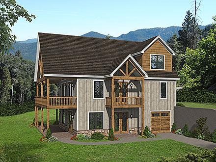 House Plan 52148