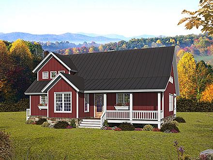 House Plan 52172