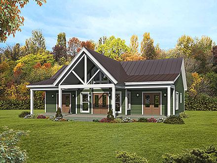 House Plan 52173