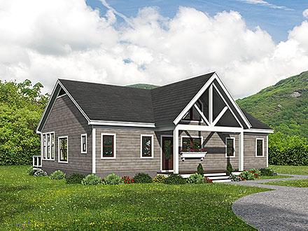 House Plan 52176