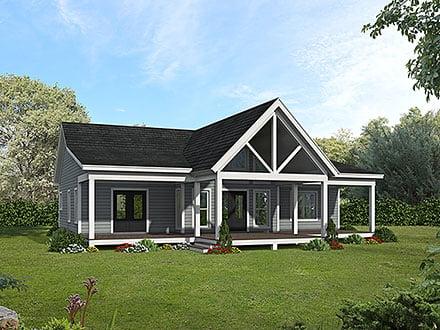 House Plan 52193