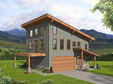 House Plan 52194