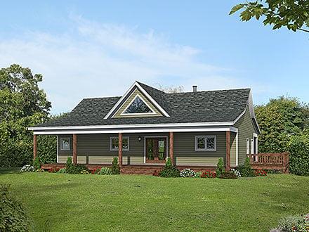 House Plan 52196