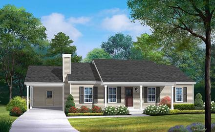 House Plan 52201