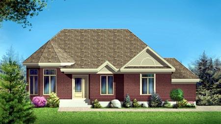 House Plan 52318