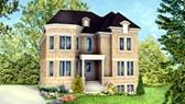 Plan Number 52760 - 3996 Square Feet
