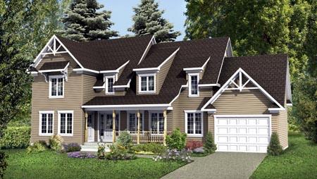 House Plan 52770