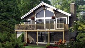 House Plan 52780