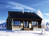 House Plan 52784