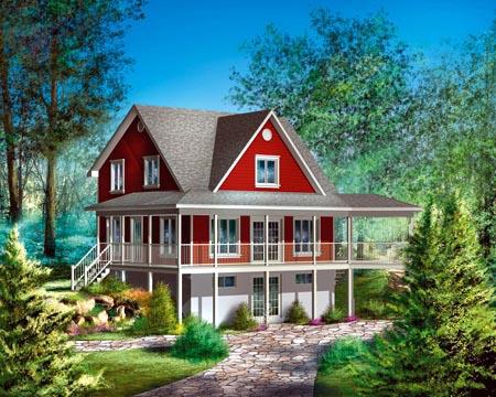 House Plan 52791
