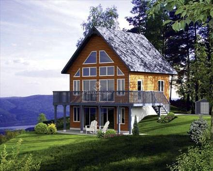 House Plan 52812