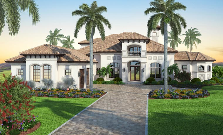 House Plan 52915 at FamilyHomePlanscom