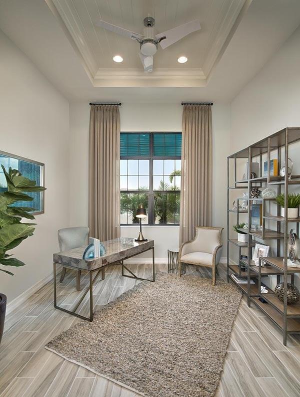 Coastal, Florida, Mediterranean House Plan 52919 with 4 Beds, 5 Baths, 3 Car Garage Picture 11