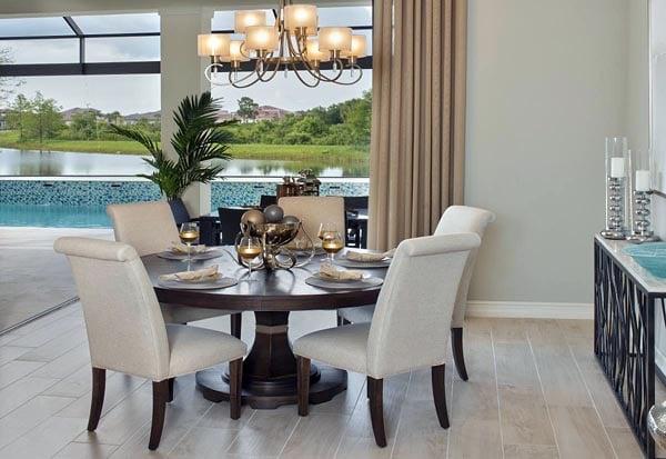 Coastal, Florida, Mediterranean House Plan 52919 with 4 Beds, 5 Baths, 3 Car Garage Picture 2