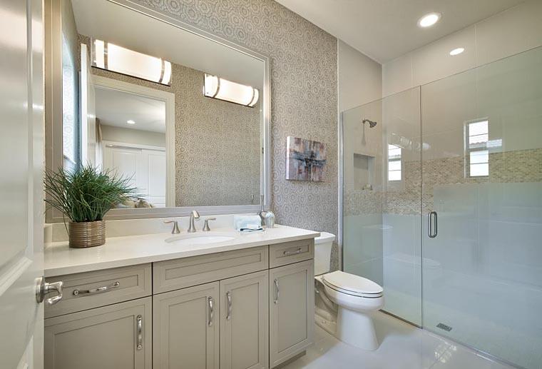 Coastal, Florida, Mediterranean House Plan 52919 with 4 Beds, 5 Baths, 3 Car Garage Picture 4