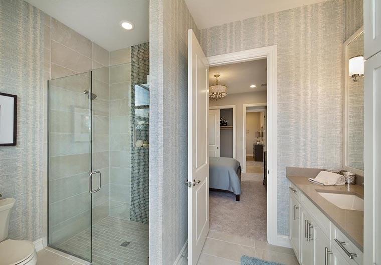 Coastal, Florida, Mediterranean House Plan 52919 with 4 Beds, 5 Baths, 3 Car Garage Picture 5