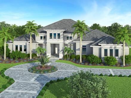 House Plan 52920