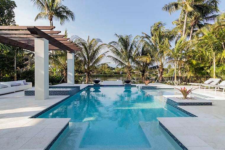 Coastal, Florida, Mediterranean House Plan 52928 with 4 Beds, 6 Baths, 4 Car Garage Picture 12