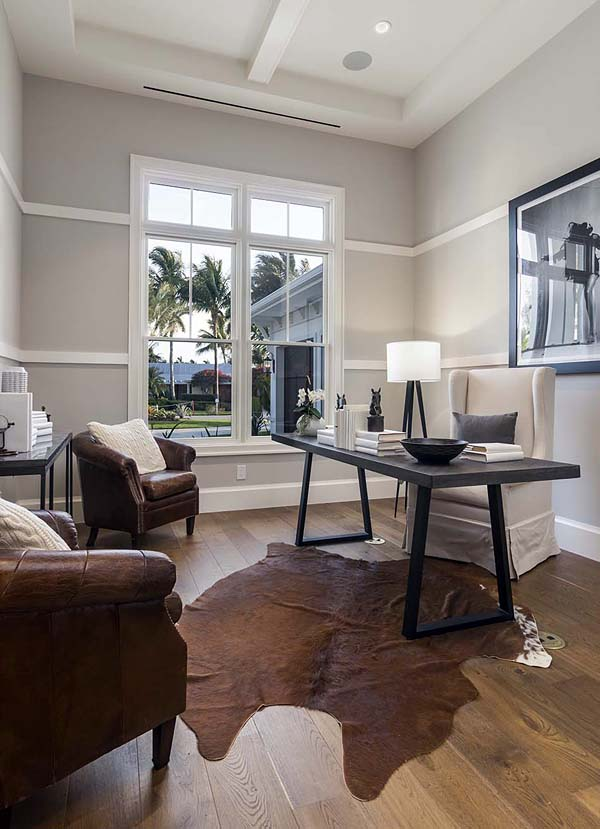 Coastal, Florida, Mediterranean House Plan 52928 with 4 Beds, 6 Baths, 4 Car Garage Picture 9