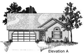 House Plan 53102