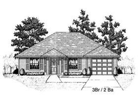 House Plan 53107