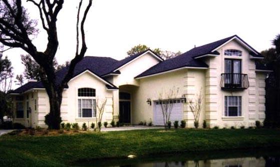 House Plan 53415 Elevation