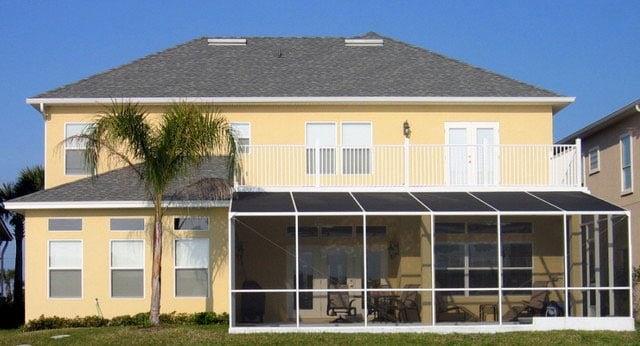 House Plan 53533 Rear Elevation