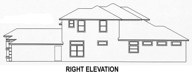 House Plan 53535 with 4 Beds, 3 Baths, 2 Car Garage Picture 2