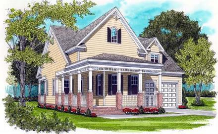 House Plan 53750