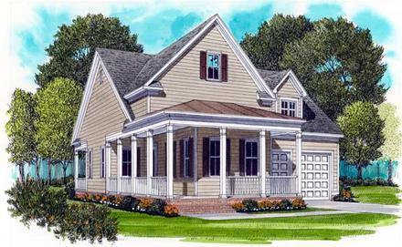 House Plan 53751