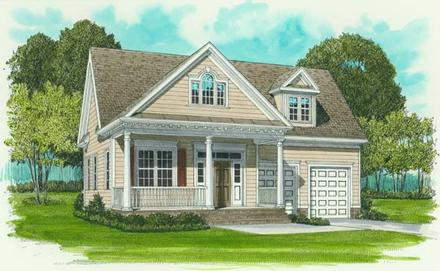 House Plan 53755