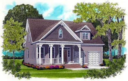 House Plan 53762