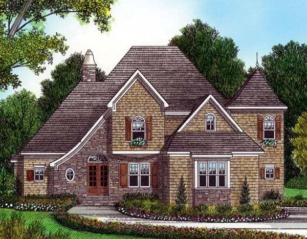 House Plan 53797