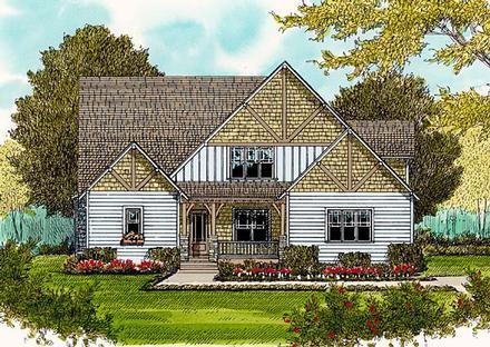 House Plan 53813