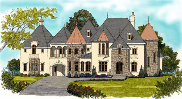 House Plan 53819