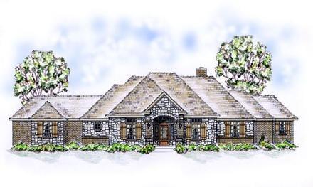 House Plan 53902
