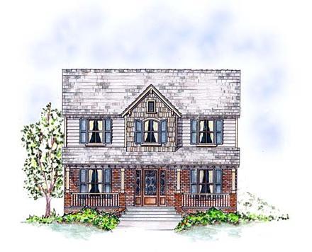 House Plan 53903
