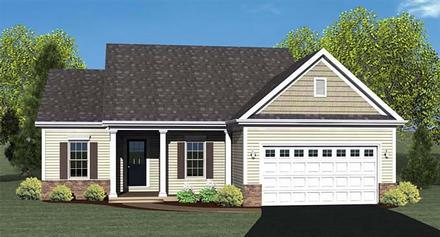 House Plan 54001