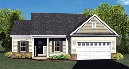 House Plan 54006