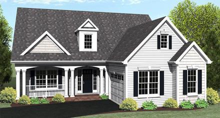 House Plan 54010