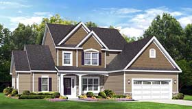House Plan 54013