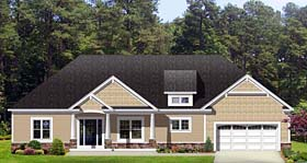 House Plan 54023