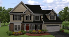House Plan 54024