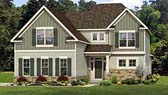 Plan Number 54026 - 2084 Square Feet