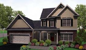 House Plan 54028